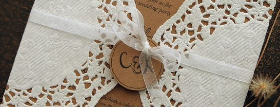 Vintage Invitation Type B