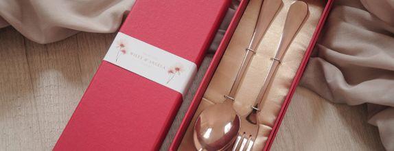 Spoon & fork