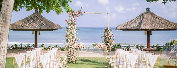 INTERCONTINENTAL BALI RESORT | WEDDING CEREMONY, 10 PAX