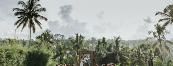 ALILA UBUD, BALI | WEDDING CEREMONY, 10 PAX