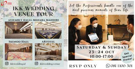 IKK Wedding Venue Tour