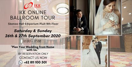 IKK Online Ballroom Tour