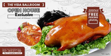 The Vida Ballroom - Open House Exclusive