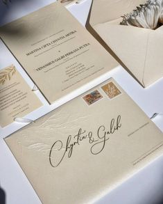 Invitation Papermint-project