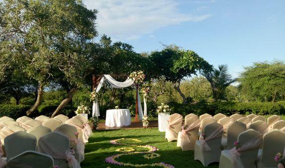 INTIMATE WEDDING at Uluwatu Bali