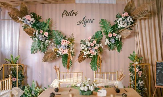 SS Wedding Decoration