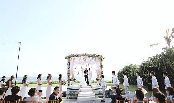 VILLA PHALOSA | WEDDING CEREMONY AND RECEPTION - 30 GUESTS