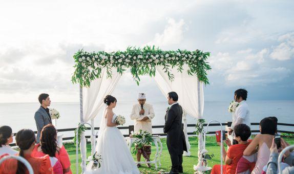 Hidden Panoramic Cliff - Villa Wedding for 30 Pax
