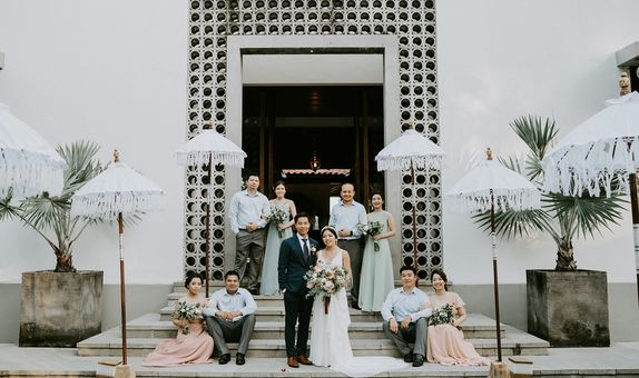 JEEVA SABA | WEDDING CEREMONY & RECEPTION - 30 GUETS