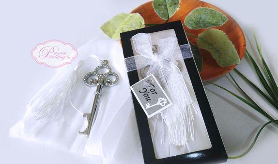 Key To My Heart, Souvenir Pembuka Botol Kunci