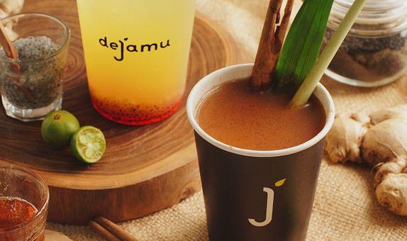 Jamu Modern