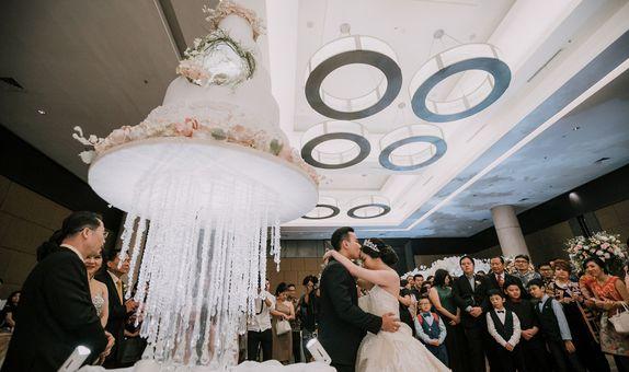 International Wedding Package 400 pax | Paket Pernikahan Lengkap