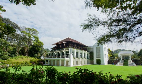 Gedong Putih Garden & Hall (Venue only)