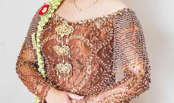Custom Wedding Kebaya