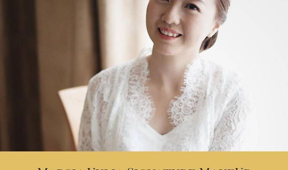 Korean & Natural Style Wedding Make Up