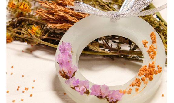 Botanical scents wax Lavender / Lilin pewangi ruangan
