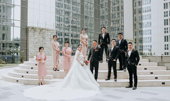 ThePhotoCap.Inc - Signature Wedding Package