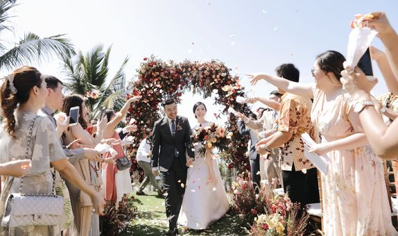 BALI WEDDING PACKAGE BY JAN ENGELBERT