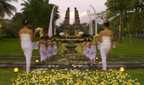 The Chedi Tanah Gajah 20 pax - Ubud