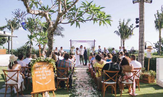 Arnalaya - Villa Wedding for 50 pax