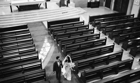 Holy Matrimony Photo and Video Package