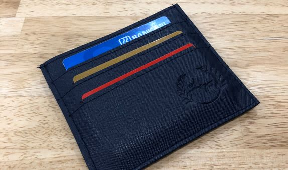 CARD HOLDER 6 SLOT / DOMPET KARTU