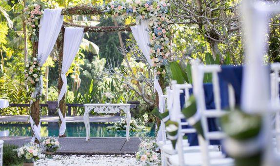 Villa Beji Indah - Villa Wedding for 30 Pax