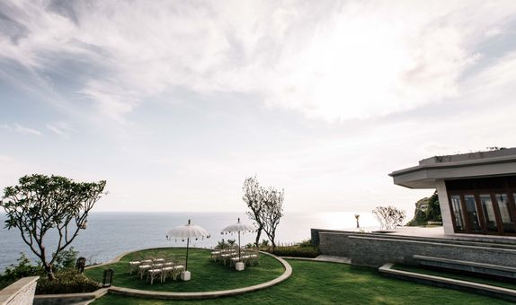 SIX SENSES ULUWATU, BALI | WEDDING CEREMONY, 10 PAX