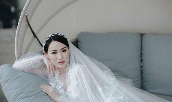 BRIDAL ROBE KIMONO BRIDE KIMONO BRIDESMAID - CUSTOM ROBE