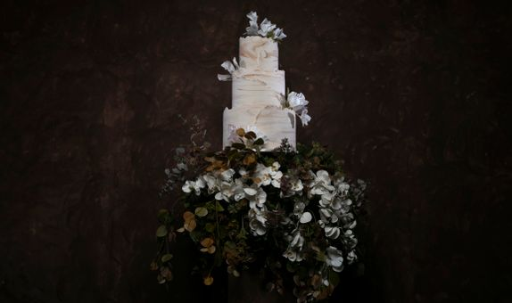 3 Tiers Dummy Wedding Cake
