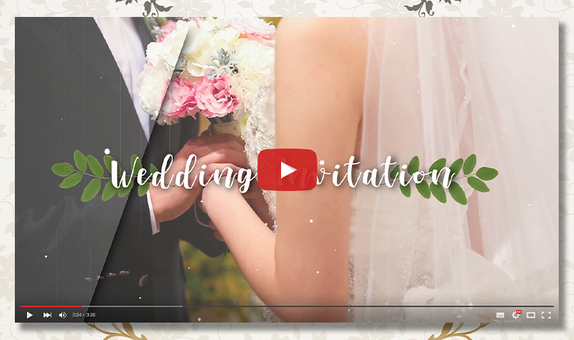 Video Wedding Invitation - FHDVIDEO-04