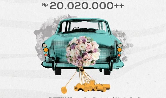 Ngegas Wedding Package