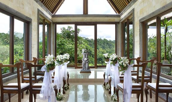 Royal Pitamaha Chapel 20 pax - Ubud