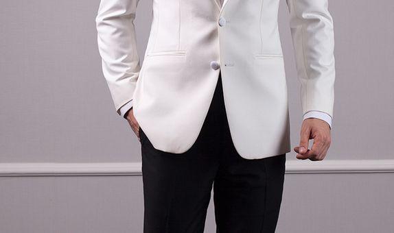 White Tuxedo | Tuxedo Putih