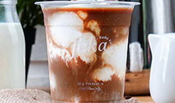 FIKA Coffee - Royal Coconut Marble Coffee (FRAPPE)