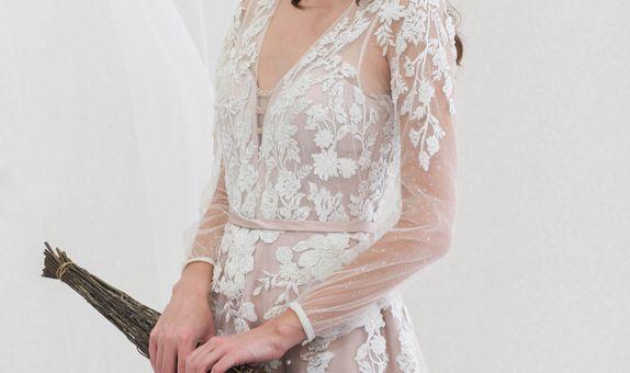 Aline Wedding Dress + Prewedding Dress by iLook ( Makeup & Couture )