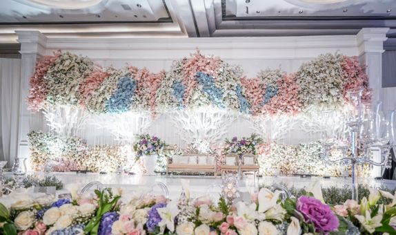 Raffles Romance Wedding Package 2021