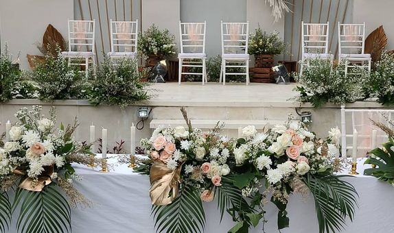 Wedding Decoration Package 200pax