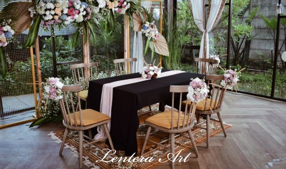 Lentera Art Decoration - Paket Engagement Platinum