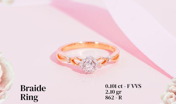 Braide Ring