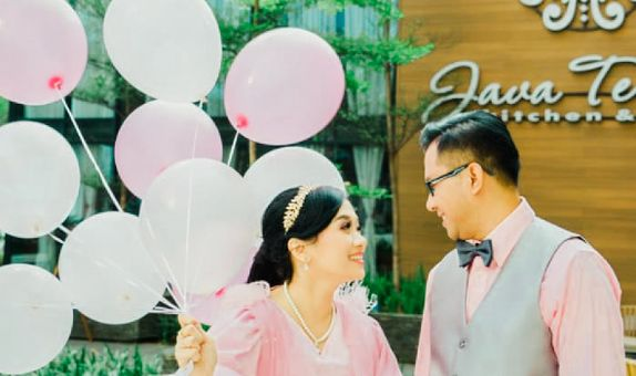 Intimate Wedding Package with Java Terrace & Photolagi.id