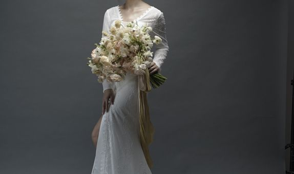 FOR RENT | Vintage Wedding Gown