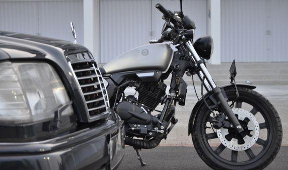 Benelli Motobi 200 Evo - 2020