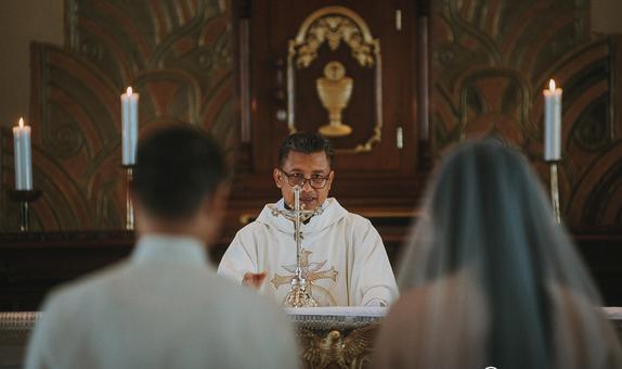Catholic Wedding Blessing 20 pax - Badung