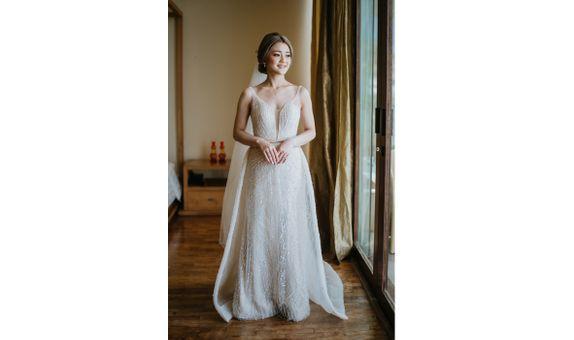 Angel Dress Wedding Gown