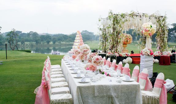 Ciputra Golf, Club & Resto Surabaya - Glamour 300 pax