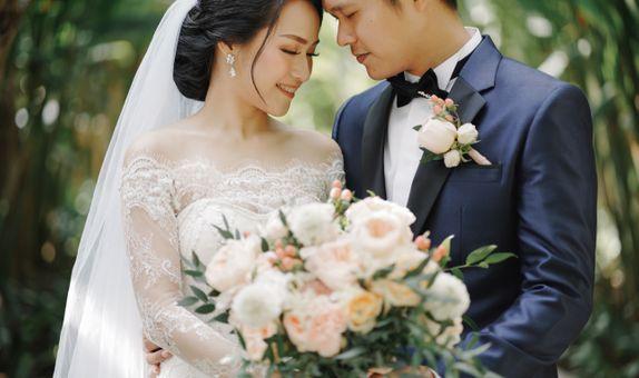 Intimate Wedding By Gideon