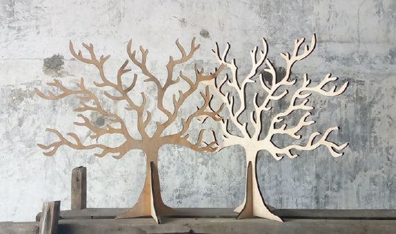 Tree Guest Book by WoodLove