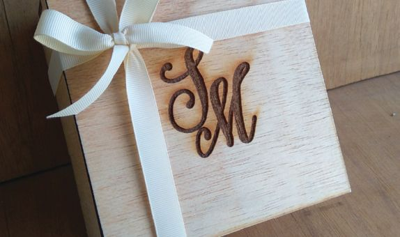 Wooden Box Small by WoodLove