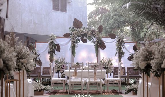 Simple Wedding A2 - 200 pax